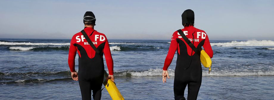 SFFD Wetsuits